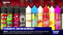 E-cigarette : doit-on se méfier ? - 19/09