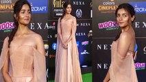 IIFA 2019 : Alia Bhatt looks SUPER CUTE in Peach Gown | Boldsky