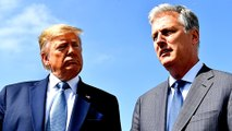 Trump says O'Brien to replace US National Security Adviser Bolton