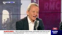 """Malgré sa peine de prison, l'ancien ministre Alain Carignon dit """"respecter"""" le fonctionnement de la justice"""