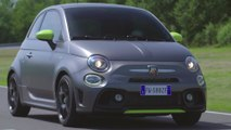The new Abarth 595 Pista Driving Video