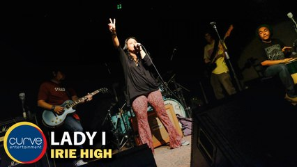 Lady I - Irie High - Official Lyric Video