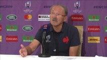 """XV de France - Brunel : """"Le match contre l'Argentine ne sera pas décisif"""""""