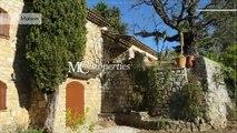 A louer - Maison/villa - Grasse (06130) - 7 pièces - 300m²