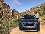 Essai Land Rover Discovery Sport 2019