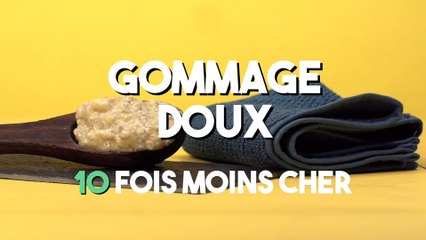 13-Gommage doux