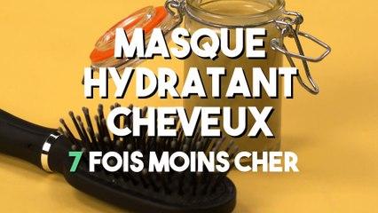 15-Masque hydratant cheveux
