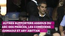 PHOTOS. PSG-Real Madrid : Isabelle Huppert et David Beckham ont vibré, Véronique Zidane beaucoup moins