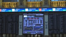 El Ibex 35 aumenta sus ganancias tras la apertura y supera los 9.100 puntos