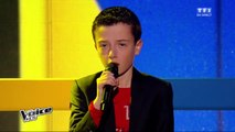 Lisandru - Que tu reviennes (Patrick Fiori) (saison 02)