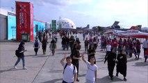 TEKNOFEST İstanbul üçüncü gününde ziyaretçilerini ağırlıyor