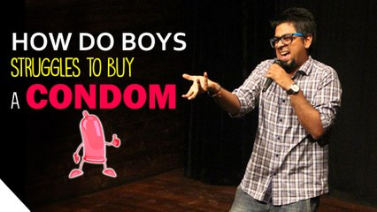 Let's Buy A Condom