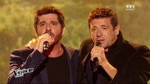 Patrick Fiori et Patrick Bruel, vague d'émotion sur « Corsica »