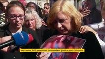 Féminicide : l'hommage du Havre à Johanna Tilly
