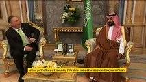 Attaque de sites pétroliers : l'Arabie saoudite et les États-Unis persuadés du rôle de l'Iran