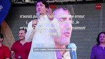 Canada : Justin Trudeau rattrapé par une vieille photo de blackface