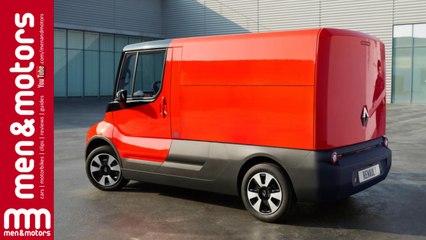 Renault EZ-Flex Concept | Postman Pat's Sweet New Ride