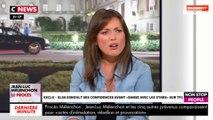 Morandini Live - DALS : les départs des stars déjà programmés ? Elsa Esnoult répond (vidéo)