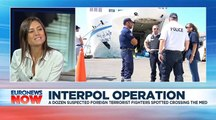 Interpol-coordinated maritime border operation detects over 12 suspected foreign terrorist fighters