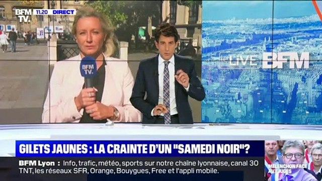"""Gilets jaunes : la crainte d'un """"samedi-noir"""" ? (3/3) - 19/09"""