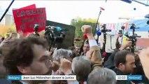 Perquisition à LFI : Jean-Luc Mélenchon devant la justice