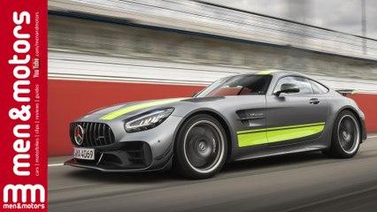 2019 Mercedes-AMG GT R Pro _ Merc's Most Extreme Road Car