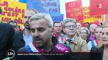 Perquisition à LFI : Jean-Luc Mélenchon et cinq coprévenus face aux juges