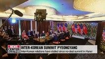 Seoul celebrates 1-year anniversary of 2018 inter-Korean summit in Pyeongyang