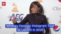 See Whitney Houston As A Hologram