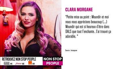 DALS 2019 : Clara Morgane en guerre avec Moundir ? Elle réagit