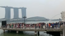 Singapore haze worst in three years as Indonesian slash-and-burn fires continue