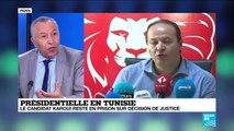 Présidentielle en Tunisie : Quels scénarios pour Nabil Karoui ?