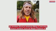 Laver Cup / tennis : L'Américain Bart Kosen, sosie de Borg…