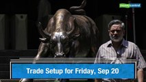 Trade Setup for September 20