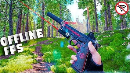 Top 10 Offline FPS Games for Android⁄IOS [GameZone]