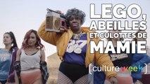 Culture Week by Culture Pub : LEGO, abeilles et culottes de mamie
