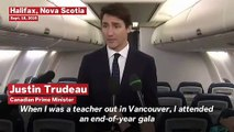 Justin Trudeau 'Deeply Sorry' After 'Brownface' Photo Emerges