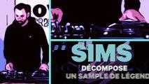 Sims décompose «Amour et Jalousie» d'Oxmo Puccino|Bam Bam