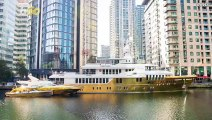 This Gold Plated Yacht Will Make Your Mouth Water and Your Wallet Cry