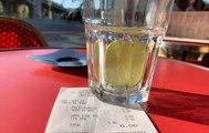 Paris : Attention ! Certains bistrots vous facturent la rondelle de citron !