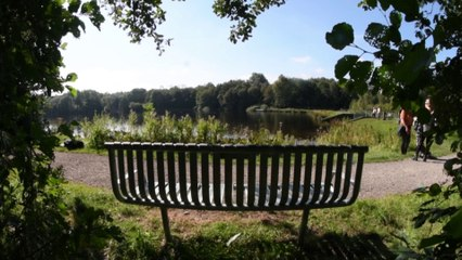 Bench unveiled in memory of sporty teenager Ethan at one of his favourite Burnley beauty spots