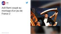 Adil Rami : France 2 a coupé le footballeur au montage de « La Course aux champions »