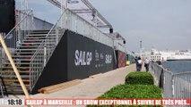 SailGP à Marseille : un show exceptionnel à suivre de très près !