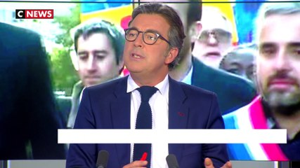 Ugo Bernalicis - CNews jeudi 19 septembre 2019