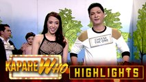 Cheese The One chooses Get On Your Fit as her KapareWho | It's Showtime KapareWho