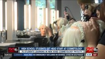 KHSD students get head start at cosmetology careers