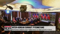 Seoul celebrates 1-year anniversary of 2018 inter-Korean summit in Pyeongyang