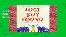 Full E-book  Lost Boy Found: Overcoming my OCD (The Inspirational Series)  Review