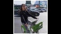 De Bastille à Concorde à vélo !