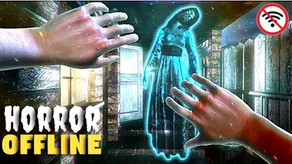 Top 10 Horror Games for Android OFFLINE [GameZone]